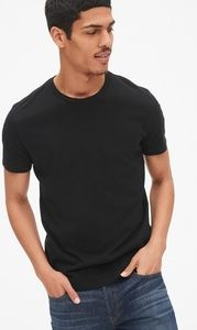 GAP - Classic T-Shirt/ True Black/ Medium